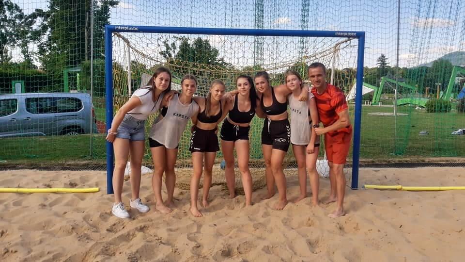 Młodziczki trzecią drużyną na Śląsku!